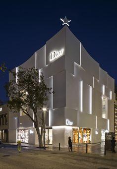 Dior Miami Facade / Barbaritobancel Architectes / 162 NE 39th St, Miami, FL 33137, USA