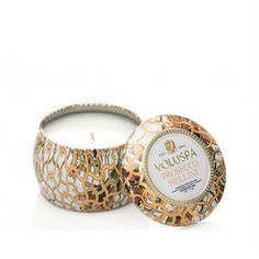 voluspa prosecco bellini candle gift for her {the beauty bravado}