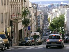 Belleville Paris, Grand Paris, Street View, World, Pere Lachaise Cemetery, Places, Childhood, The World