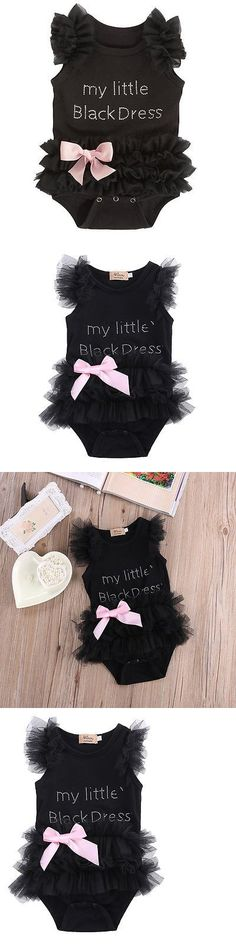 Baby Girls Clothing: Newborn Kids Baby Girl Infant Romper Jumpsuit Bodysuit Tutu Dress Clothes Outfit BUY IT NOW ONLY: $3.99