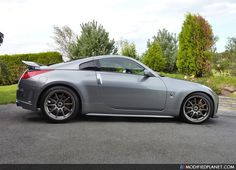 2004 350z wheels | Modified Nissan 350Z Photos, Nissan 350Z Pics and Photography