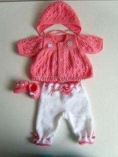Kışlık Bebek Takımı