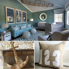 Check out these 10 adorable baby boy nursery ideas!