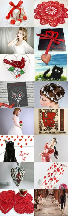 Simply the Best Valentine's Day Ever! by Diane Waters on Etsy--Pinned with TreasuryPin.com