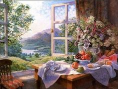 Window with a View (35 pieces)