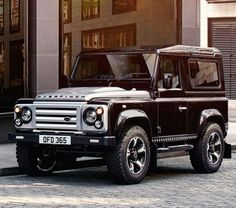 land rover defender modified - Google Search