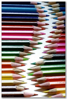 i need a pencil in EVERY color  Shoes too