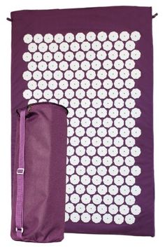 Ultrasport Acupressure/Relax Mat - Violet 78 x 46 x 2 cm ... https://www.amazon.co.uk/dp/B0065EB400/ref=cm_sw_r_pi_dp_x_Zh1hybDJC7WVM