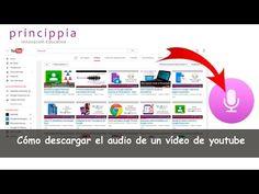 Descargar el audio de un vídeo de YouTube - YouTube
