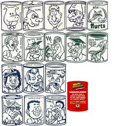 #wackypackages #mlb #sketch #cards #wackypacks