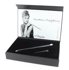Fume Cigarette S.T Dupont Audrey Hepburn - 150,00€
