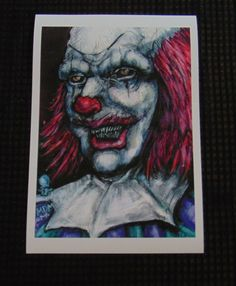 Pennywise Art Print by My Dying Muse Movie Monster Muse, Joker, Art Prints, Movies, Fictional Characters, Art Impressions, Films, The Joker, Cinema