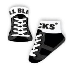 Cute All Blacks Rugby Boot Baby Socks http://www.shopenzed.com/cute-all-blacks-rugby-boot-baby-socks-xidp629287.html
