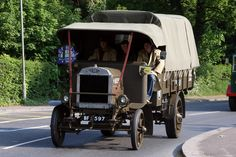 Vintage Cars, Antique Cars, Army Vehicles, Trucks, World War One, Brighton, Tractors, Classic Cars, Product Launch