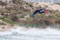 Kite Camp Tarifa with Alex Pastor