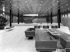 Aujourd´hui Valéry: General Motors Technical Center_by Eero Saarinen