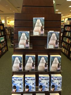 Kathleen M. Rodgers has an endcap at the B&N with autographed copies! http://www.loiaconoliteraryagency.com/kathleen-m-rodgers-has-an-endcap-at-the-bn-with-autographed-copies