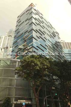 Mapletree Anson is a office development. It is awarded the Green Mark Platinum certification by BCA. It was built in Container Terminal, Central Business District, Train Station, Singapore, Skyscraper, Building, Green, Skyscrapers, Buildings
