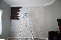 Wishy Washy Brick Wall | Bower Power