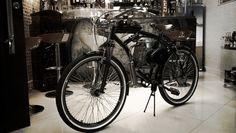 Participação da Bicicleta Motorizada Wolf Hero na Firce - Máquina do Tempo (Time Machine) - Parabéns a toda equipe