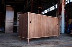 DS console by Kerf Design.