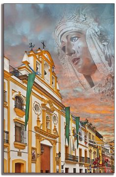 Grande, Painting, Art, Sevilla, Street, Death, Sons, Colors, Andalusia