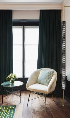 WAN INTERIORS:: Le Roch Hotel & Spa by Design Hotels™ in Paris