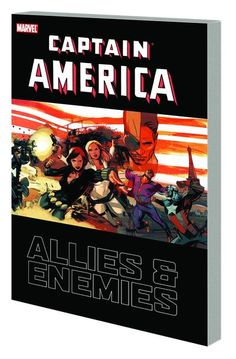 DEAL OF THE DAY  Captain America Allies And Enemies TPB - nick & dent WAS: $16.99 NOW: $5.09  – 70 % off!  LIMITED SUPPLIES LEFT - HURRY! From the dark days of World War II to the current Heroic Age come five stories of humanity, heroism, death and despair! Featuring Captain America's greatest allies and most terrible foes http://tomatovisiontv.wix.com/tomatovision2