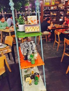 Supply & Demand | 277 Orchard Road | Orchard Gateway | Cafes in Singapore Town
