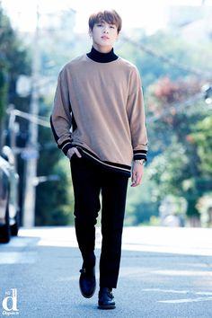 Jungkook looking real good!  #modelstatus #papi