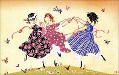 Art by Janet Laura Scott (1917).