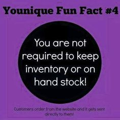 Fun Facts #younique #makeup #beauty