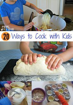 20 Ways to Cook With