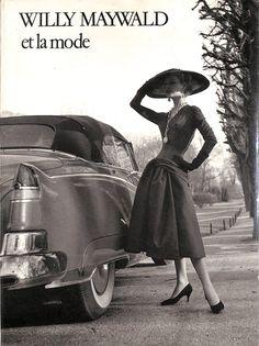 Willy Maywald et la mode