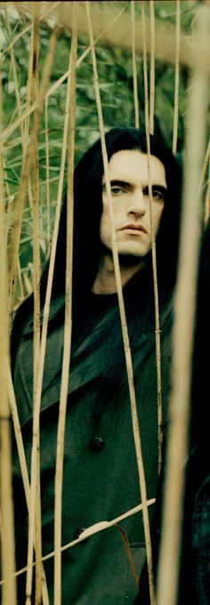 Peter Steele. Lead singer of legendary Type O Negative. Also bad at playing hide-and-seek.