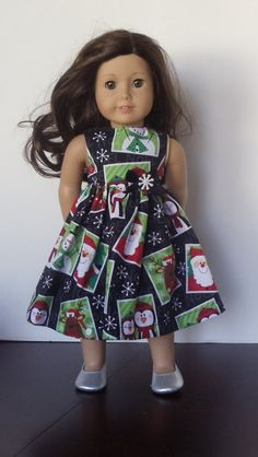 American Girl Doll Clothes  Pretty Presents by camelotstreasures, $15.99