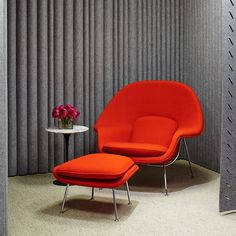 #Womb #Lounge #Chair #Knoll #Seating