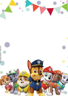 Paw Patrol Invitation Template Free Best Of Free Printable Delighted Dogs Invitation Templates Free Paw Patrol Party Invitations, Toy Story Invitations, Invitations Online, Invitation Ideas, Free Printable Birthday Invitations, Baby Shower Invitation Templates, Birthday Template, Fete Laurent, Paw Patrol Birthday Cake
