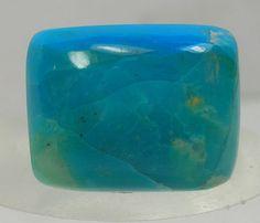 7.5cts GEM BLUE OPAL PERU CABOCHON PENDANT JEWELRY COLLECTORS REIKI MINERAL Size: 1.3 x 1 cms......Approx  http://www.therockingstonesperu.com/index.html