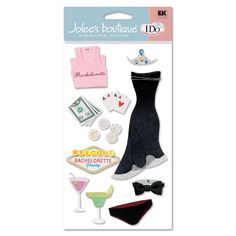 Jolee's Boutique® | I Do Bachelorette Party Stickers  $5.49