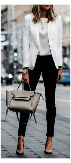 Business Casual Outfits For Work, Casual Work Attire, Business Professional Outfits, Business Outfits Women, Stylish Work Outfits, Professional Dresses, Formal Outfits, Women Business Casual, Professional Attire For Women