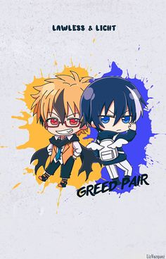Licht-kun and Hyde