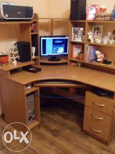 """угловийкомп""""ютерний стіл! Луцьк - зображення 2"""
