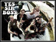 YES SIR BOSS (UK) (Za. 27 oktober 2012)