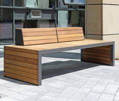 Bancs publics | Mobilier urbain | Linares | Westeifel Werke. Check it out on Architonic