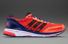 Adidas Adizero adios 2 - Infrared/Black/Hero Ink