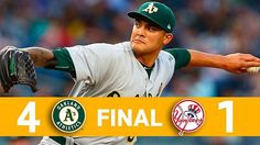 """""""Pinned it to the pinstripes. #RootedInOakland"""""""