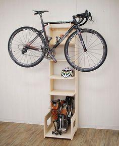 Brompton + road bike rack #Roandesign #bicyclehanger