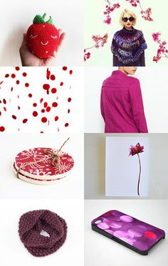 Berry Boost by Lital Alkalay on Etsy--Pinned with TreasuryPin.com