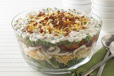 Layered Summer Salad Image 1